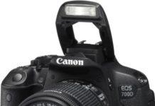 Canon EOS 700D SLR-Digitalkamera (18 Megapixel, 7,6 cm (3 Zoll) Touchscreen, Full HD, Live-View) Kit inkl. EF-S 18-55mm 1:3,5-5,6 IS STM - 4