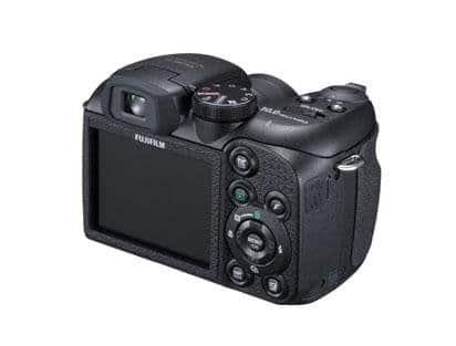 Fujifilm FinePix S1500 Digitalkamera (10 Megapixel, 12fach opt. Zoom, 2.7'' Display, Bildstabilisator) schwarz - 1