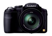 Panasonic digital cameras Lumix black DMC-FZ200-K - 1