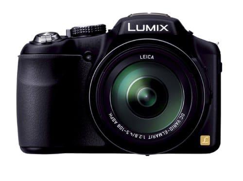 Panasonic digital cameras Lumix black DMC-FZ200-K - 1