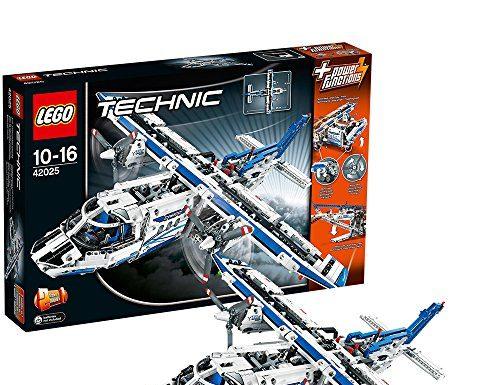 Lego Technic 42025 - Frachtflugzeug -