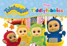Teletubbies: The Tiddlytubbies (Teletubbies Board Storybooks) -